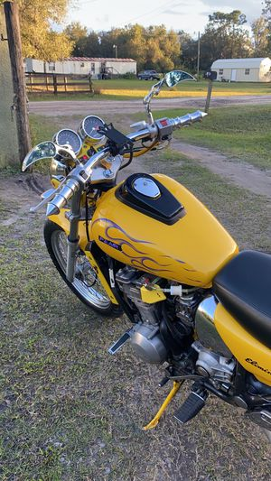 1996 Kawasaki 600 zl. 9500 miles like new for Sale in Lakeland, FL