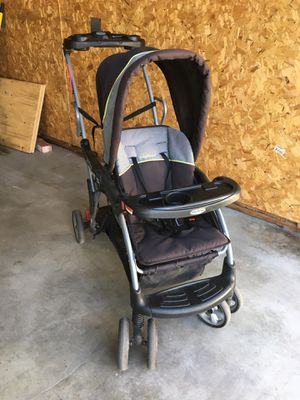 Baby Trend Sit N' Stand Stroller for Sale in Brookfield, IL