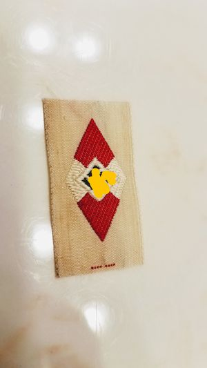Ww2 German H. Youth cloth for cap wwii for Sale in High Point, NC