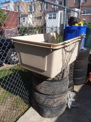Large dog crate for Sale in Philadelphia, PA