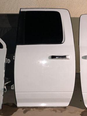 2010 Dodge Ram Drivers Side Rear Door for Sale in LAKE MATHEWS, CA