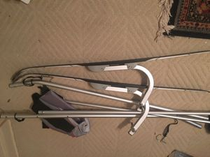 Thule Chariot cross country ski conversion kit. This is a must have for winter in Minnesota. Converts your Thule chariot CTS to a cross country ski for Sale in Rochester, MN