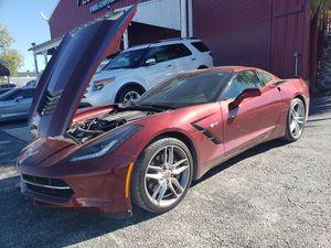 2016 Chevy Corvette Stingray for Sale in San Antonio, TX