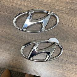 Hyundai Emblem Symbol Ioniq Sonata Hybrid for Sale in Ontario,  CA
