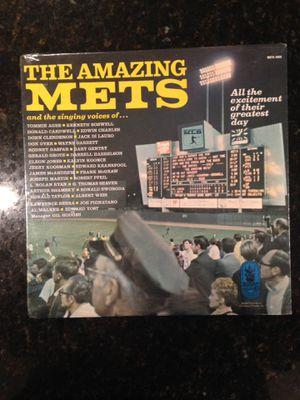 The Amazing Mets 1969 LP Album for Sale in Ijamsville, MD