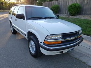 2000 chevy blazer 81k for Sale in Carmichael, CA