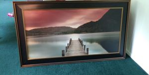 Large wall picture for Sale in Des Moines, IA
