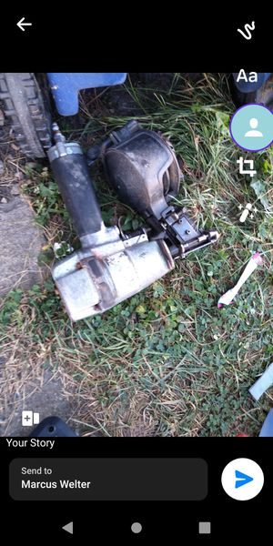 Hitachi roofing air nailgun for Sale in Columbus, OH