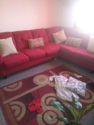New And Used White Sectional For Sale In Flint Mi Offerup