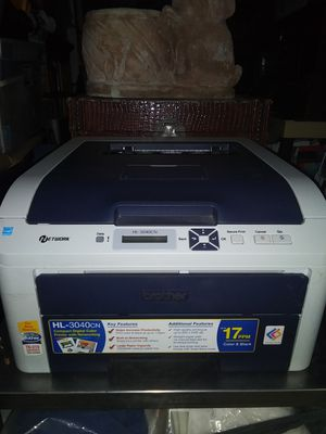 Brother colored printing machine $80 obo for Sale in Sheridan, CO