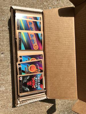 Old box of baseball cards for Sale in Murfreesboro, TN