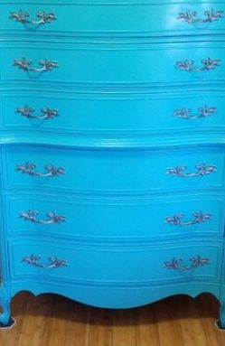Beautiful Tall Dresser In Perfect Condition ( Firm On Price ) for Sale in Whittier,  CA
