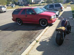 03Chevy Blazer extreme for Sale in Pontiac, MI
