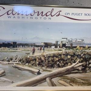 Edmonds Art Fest Pic! for Sale in Everett, WA