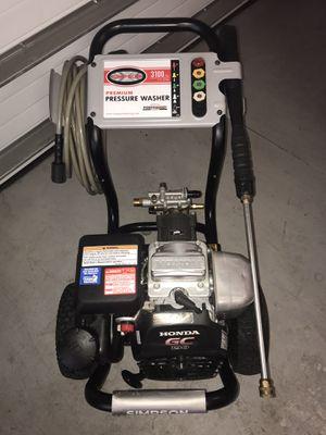 Pressure washer Simpson 3100psi Honda 6hp for Sale in Seminole, FL