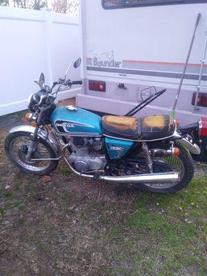 1974 Honda CB360T for Sale in Fredericksburg, VA