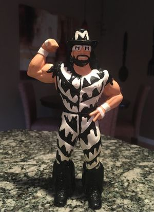 WCW NWO Randy Savage Wrestling Action Figure for Sale in Vancouver, WA