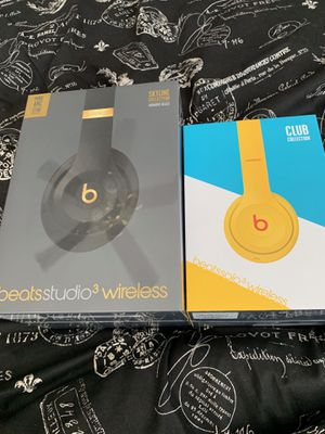 Beats Studio 3 and Solo 3 for Sale in Grove City, OH