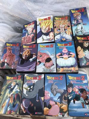 Dragonball Z for Sale in East Los Angeles, CA