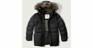 Abercrombie Puffer Parka Small for Sale in Pasadena, TX