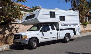 '2000 F-250 turbo diesel camper for Sale in San Diego, CA