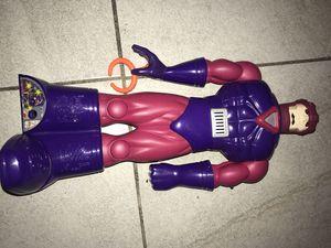 X men vintage sentinel figure for Sale in Chandler, AZ