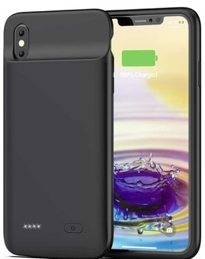 iPhone XMax battery case for Sale in Carson, CA