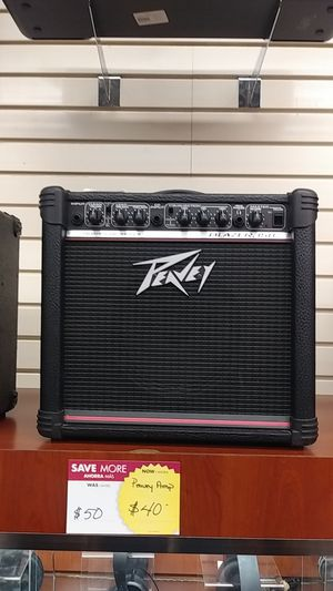 Peavey Amplifier for Sale in Chicago, IL