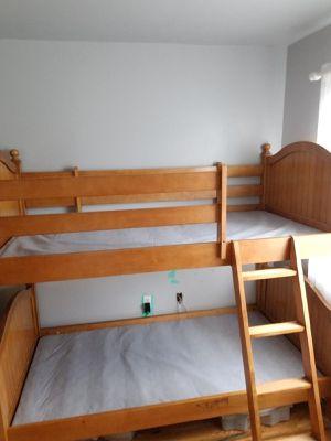 Ethan Allen Ryan bunk beds for Sale in Queens, NY