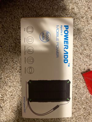 Brand new portable charger for Sale in Upland, CA