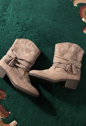 Girls sz 4 Justice Boots 💕 NEW!! for Sale in Granger, WA