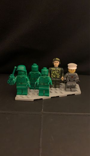 Lot of 5 Lego figures for Sale in Gilbert, AZ