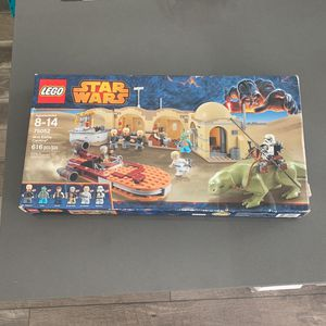 LEGOs Mos Eisley Cantina - Unopened for Sale in Mount Hamilton, CA