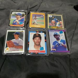 baseball rookie cards for Sale in San Diego, CA