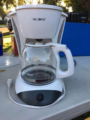 Mr. Coffee 12 cup coffee maker for Sale in San Bernardino, CA