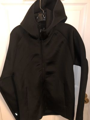 Brand new Champion size medium water resistant men's black sporty jacket only $40. Regular price was $90 for Sale in Castro Valley, CA