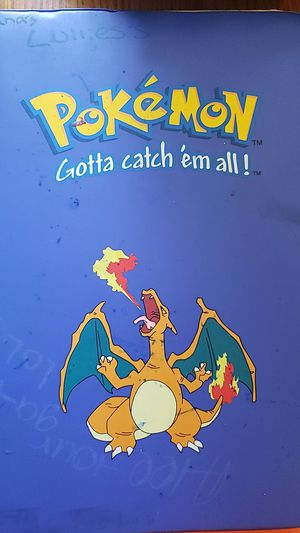 Pokemon cards!!it a collection there's more in the book for Sale in Renton, WA