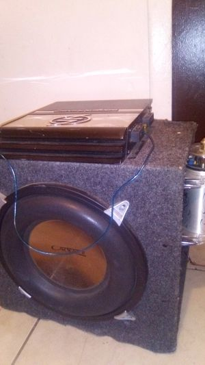 12 speaker for Sale in Tampa, FL