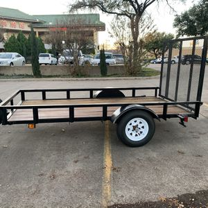 Trailer 5x10 Con Título Exelentes Condisiones for Sale in Irving, TX
