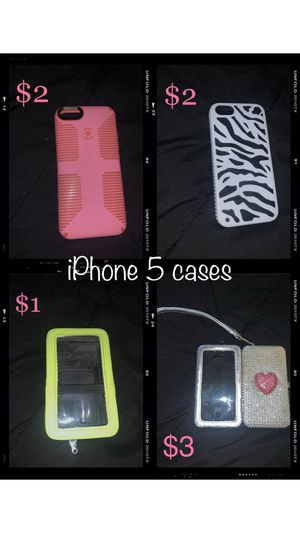 iPhone 5 cases for Sale in Moreno Valley, CA