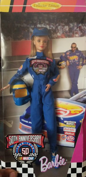 Barbie (50th Annivesary) Nascar Edition for Sale in Washington, DC