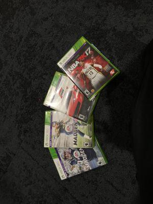 Xbox 360 games for Sale in Auburn, WA