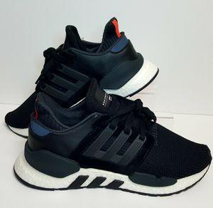 Adidas Originals EQT Equipment Support 91/18 Boost Black/White (B37520) Size 9 for Sale in Augusta, GA