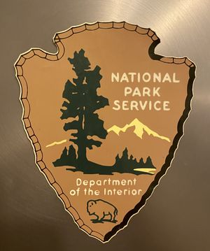 National park service sticker for Sale in Hershey, PA