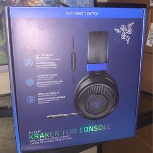 Razer Kraken Headset for Sale in Smithtown, NY
