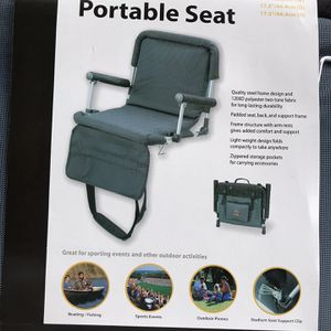 Stadium Seats for Sale in Damascus, OR