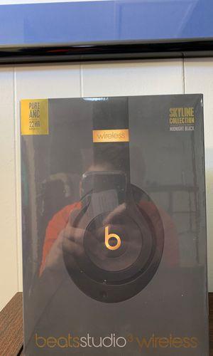 Beats studio 3 wireless for Sale in Northville, MI