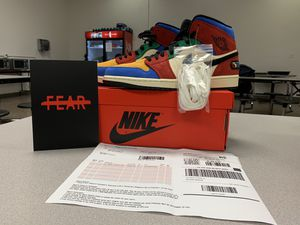 "Air Jordan 1 mid se ""fearless"" for Sale in Sanford, FL"