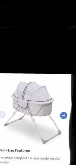Bassinet/Baby Furniture/Baby Bed/Crib/Brand New In Box!!!!!! for Sale in Garden Grove,  CA