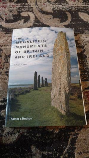 Irish British monument book for Sale in Tampa, FL